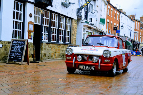 Parsons Street Banbury - #RallyeMonteCarloHistorique
