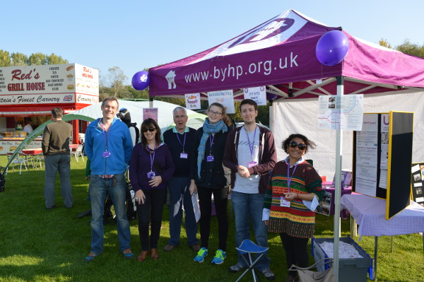 BYHP at Banbury Canal Day 2015