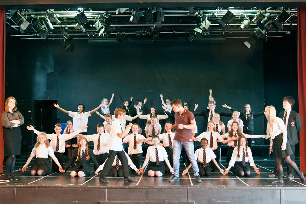 Banbury Academy students take a leap Through The Looking ...