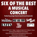 Six of the Best – A Musical Concert