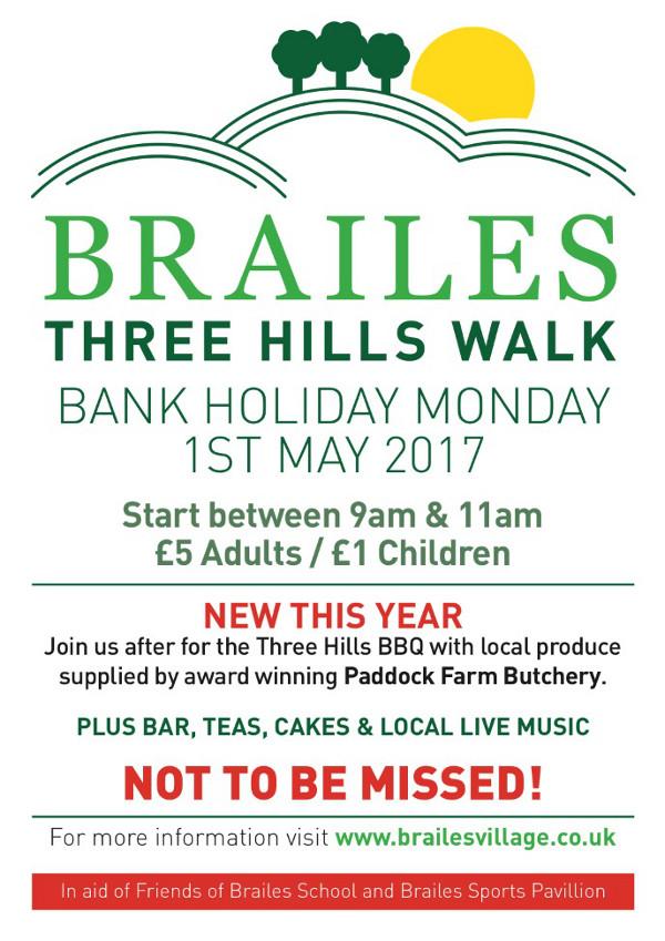 Brails Three Hills Walk
