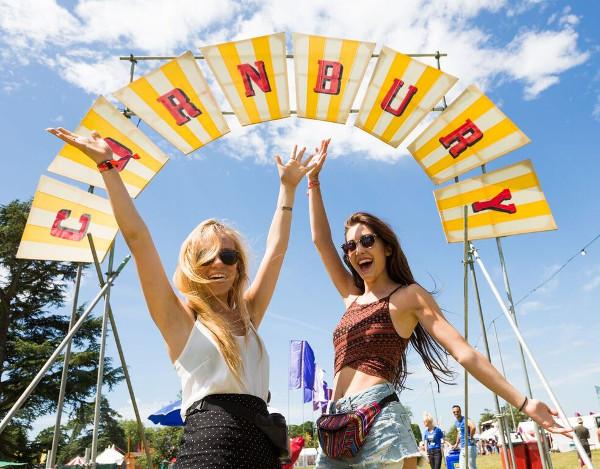 Cornbury Festival 2016