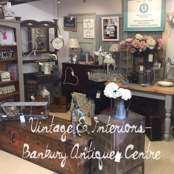 Doodledash Interiors at Banbury antique centre