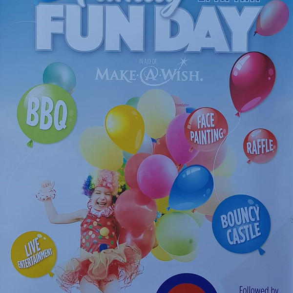 Family Fun Charity Day For Make A Wish Foundation