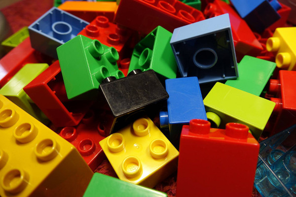 Come and make your very own junk modelling LEGO® set.