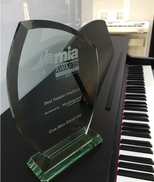 MIA Music Award winner One Man Band of Banbury