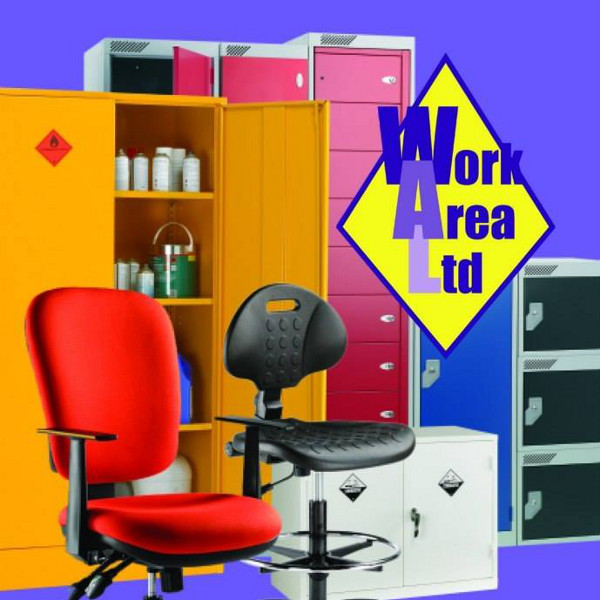 Work Area Ltd. Office chairs and storage systems specialists