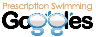 Prescription Swimming Goggles Logo