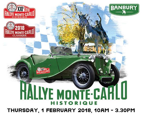 Rallye Monte Carlo Historique and Classique