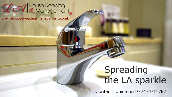 Spreading the LA sparkle on taps