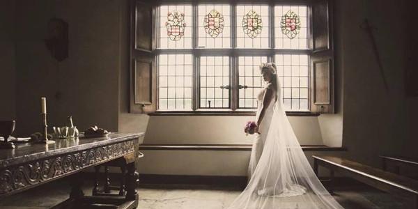 Sulgrave Manor's Wedding Showcase