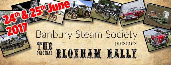 Banbury Steam Society presents... the Original Bloxham Rally
