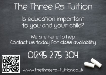 The Three Rs Tuition also have an outstanding reputation for teaching children of all different ages and abilities.