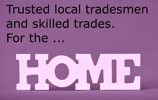 A list of trusted tradesmen and skilled trades based in the Banbury area