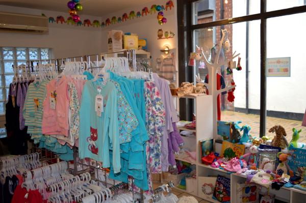 Baby clothing wholesaler Merrygoround