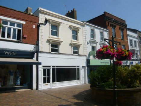 White Commercial Surveyors have recently let 90 High Street, Banbury, to the Children's Air Ambulance charity.