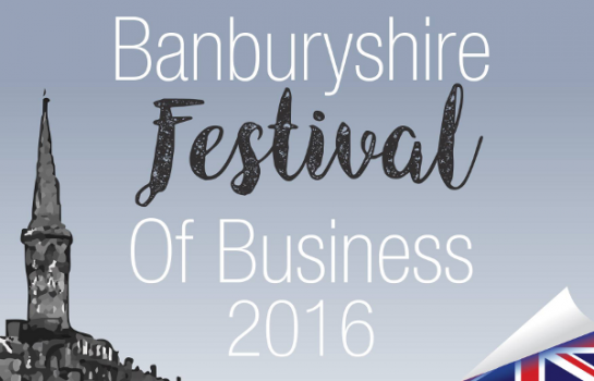A Banburyshire Festival of Local Business. (October 1st - Novemeber 30th 2016)