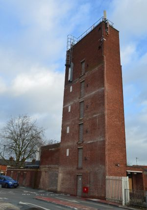 Bolton Road car park will be temporarily closed at the end of January as the final remains of a stairwell tower are razed to the ground.