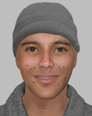 Thames Valley Police have released an e-fit of an offender who sexually assaulted a woman in Bicester.