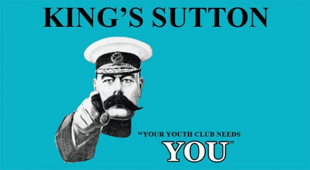 Kings's Sutton Youth Club needs you!