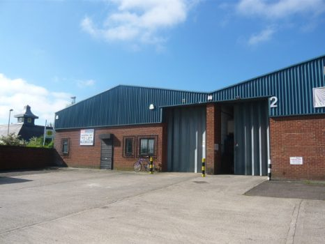 Stretch Fabric Linings Ltd to 'cover' additional premises at Swan Industrial Estate, Banbury!