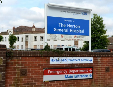 Council gives Horton General Hospital further backing
