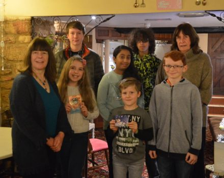 The Three RsTuition story writing competition winners