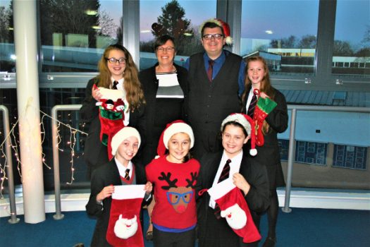 Banbury Academy and Avocet Theatre Company offer feast of festive fun their Christmas extravaganza - Winter Wonderland.