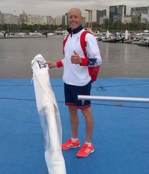 Nick Thompson (GBR) 2016 Olympics