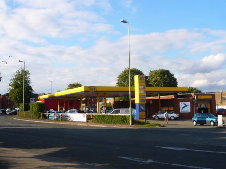 HKS Holdings, have recently acquired the former Jet petrol filling station at the Antelope garage site in Banbury