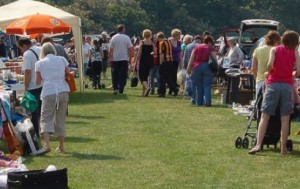 The Bodicote Car Boot Sale is every fortnight throughout the summer months.