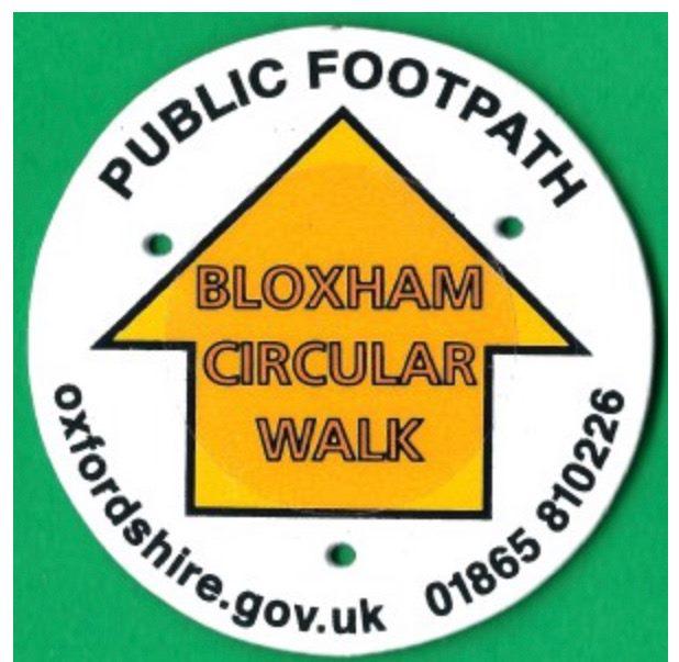 4.5 miles Bloxham Circular Walk.