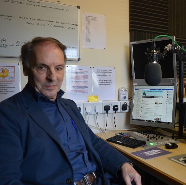 Architect Roger Cumming