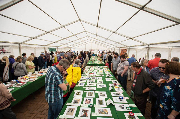 The Banbury Flower & Produce Show is now in its 13th year.