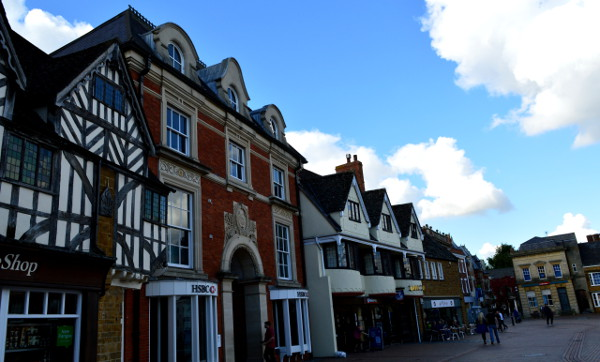 Banbury Market Place