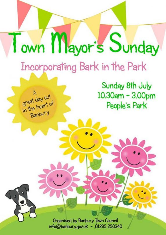 The biggest party in town is coming to People's Park on Sunday 8 July.