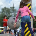 Spiceball Park came alive for Banbury and District Show