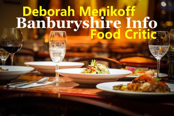Our Food Critic Deborah Menikoff Visits Knife & Fork in Bicester