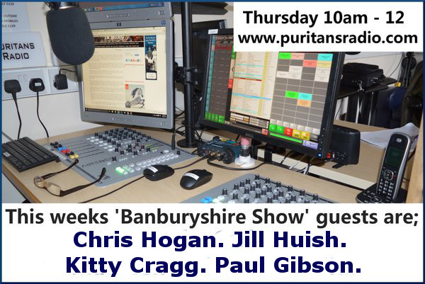 Banburyshire Show guests 28th April 2016