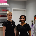 Recently opened Beauty Above in Banbury
