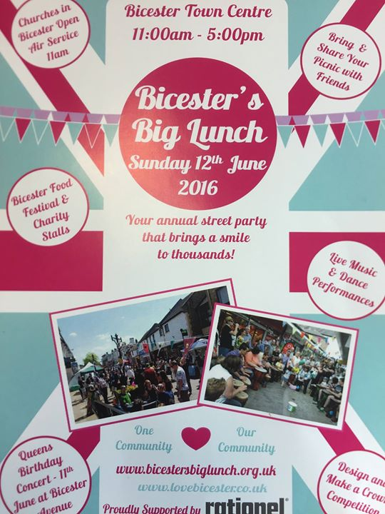 Annual Street Party Bring Your Own Picnic Live Music & Dance Performance Festival & Charity Stalls
