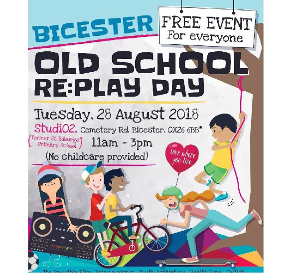 Bicester Play Day - Free Event