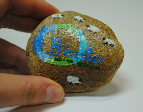 Bicester Rocks - The Kindness Rocks Project