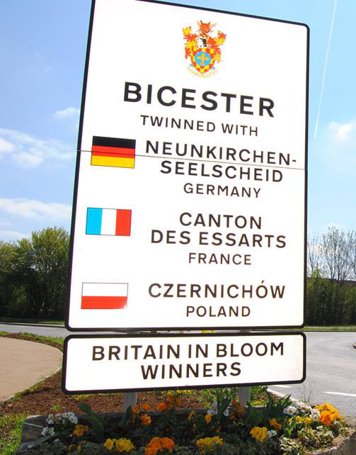 Bicester historic market centre is one of the fastest growing towns in Oxfordshire.
