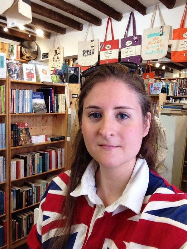 Books and Ink owner Samantha Barnes