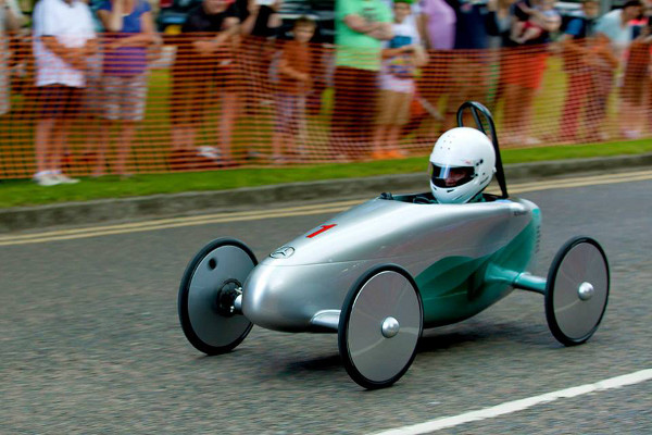 It's the 15th year of Super Soapbox Derby
