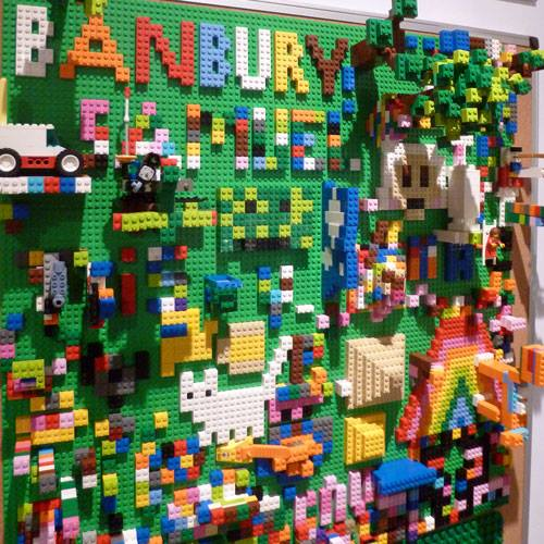 Brick Jam! Hosted by Banbury Museum