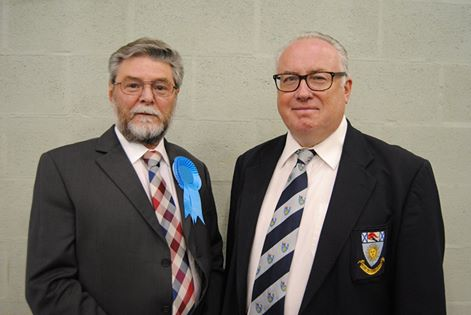 MALLON Kieron Paul (pictured right) is thereby elected to serve a four-year term CLARKE Colin George (pictured left) is thereby elected to serve a three-year term