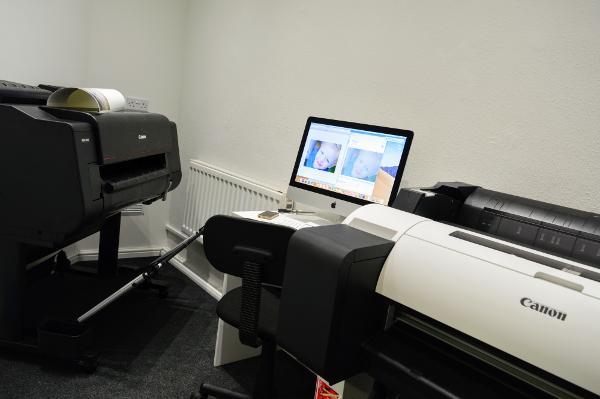 The Art Framing Workshop Fine Art Printing Service