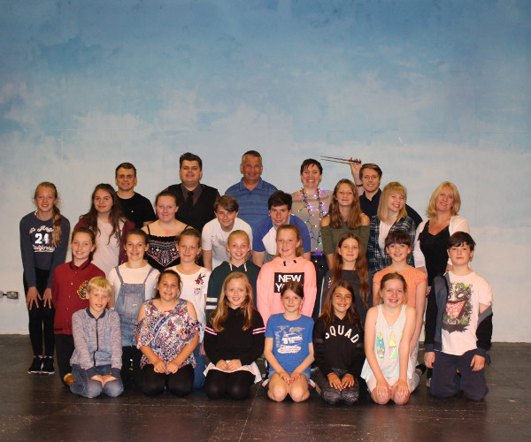 Cast of Jack and the Beanstalk